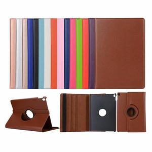 Tablet PC for ipad case 360 degree rotation smart stand PU leather for ipad air2 case retina free shipping for Samsung tab2 tabs T280 T350