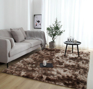 Carpet For Living Room Large Fluffy Rugs Anti Skid Shaggy Area Rug Dining Room Home Bedroom Floor Mat 80*120cm 3 wmtCIb dh_garden
