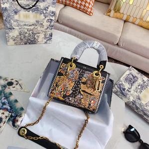 TOP Luxury Handbags Handbags Wallet women backpack Crossbody bag Fashion Vintage leather Shoulder Bags -L1308
