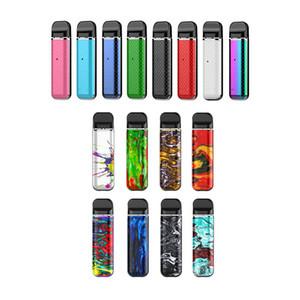 NOVO 2 POD KIT E Sigaretta Built-in 800mAh Batteria da incasso 2ml Cartucce Pod VAPE con indicatore LED migliorato