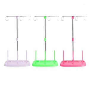 Sewing Notions & Tools Thread Stand 3 Spools Holder Rack For Embroidery,Sewing,Quilting, Serger Machine1