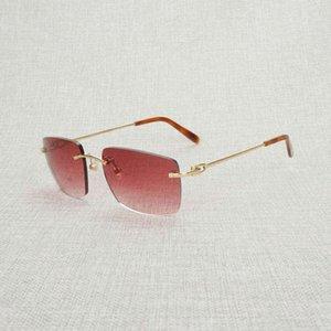 손가락 IENBEL 대형 사분면 선글라스 남성 대형 유리 프레임 여성 음영 안경 야외 운전을위한 GAFAS 01
