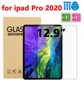 """Tablet Pad Tempered Glass Screen Protector for IPAD PRO 12.9 2020 12.9"""" 12.9 inch in retail package"""