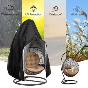 Camping Caminhadas Lazer Multi-cor Outdoor Balanço Pendurado Cadeira de Ovo de Ovo de Ovo De Ovo Com Zíper No Meio Camping Equipamento