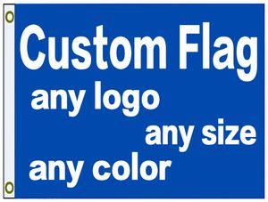 Fábrica direta 90x150cm 3x5ft Costume Cópia Bandeira Banner com seu logotipo Design personalizado logotipo bandeira personalizar bandeira
