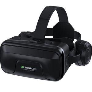VR نظارات الظاهري واقع الهاتف النقال الترفيه 3D مرآة الاجتماعية المواد البلاستيكية كاميرا الهاتف يأتي مع ميزات إضافية