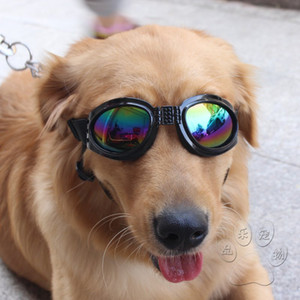 Ultra Thin Pet Dog Sunglasses Windproof UV Protection Sand Dust Prevention Goggles for Medium and Big Dog Accesseries