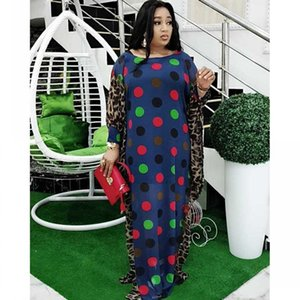 2021 Length 150cm 2 Piece Set African Dresses For Women Africa Clothing Muslim Long Dress Length Fashion African Dress For Lady