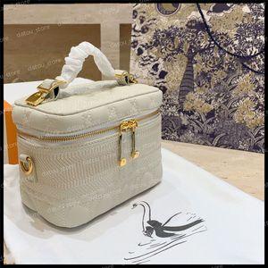 Makeup Bag Women Luxurys Designers Bags Makeup Bag Travel Pouch Cosmetic Cases Girls Handbag Shoulder Bags Luggage Tote Make Up Bag hot sold