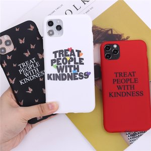 Suitable For Iphone11PRO XS XM Mobile Phone Shell Butterfly Love Text Protective Cover TPU Color Factory Wholesale