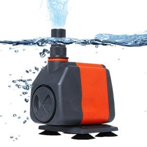 220V Aquarium Water Pump Submersible Mini Electric Fish Tank Pond Fountain Pump for Garden Auavarium Waterpump 5 18 26 45 50w Y200922