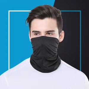 Bandana Headband for Men Hip Hop Fashion Seamless Bandana Headscarf Riding Face Mask Tube Neck Face Headscarves Sport Magic Bib Headband