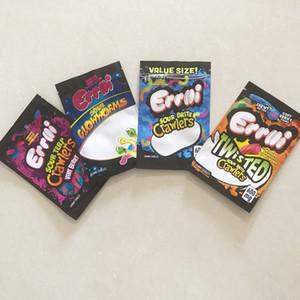 Errlli Ekşi Terp Tarayıcılar Çanta Ambalaj Yeni 3.5G Çok Berry Çocuk Geçirmez Kaplama Çanta Mylar Çanta