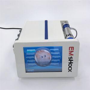 Ev Kullanımı Emshock Shockwave Terapi Machien ED Treatent Hone için Fiziksel Şok Dalga Terapi Makinesi Vücut Ağrı Kanunu