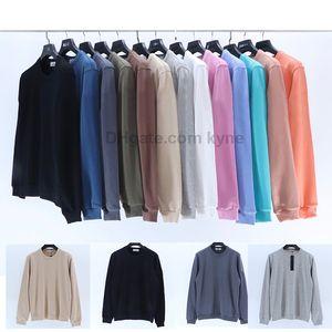 Tamanho M-2XL Mens Designer de moda camisetas Outono inverno homens manga comprida hoodie hoodie hip hop sweater casual roupas camisola # 811 # 8104 # 8104 # UT604