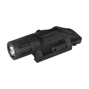 TRIJICON Outdoor White LED Multifunction Mounted Light For Hunting Shooting Paintball Accessory BK DE Free Shipping CL15-0072