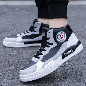 2020 Casual Shoes Men Footwear Mens Winter Sneakers Shoes Boots Flats Fashion Warm Velvet Cotton Men Hip Hop Winter Winter 6z6O#