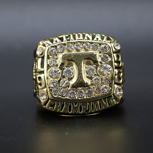 The Tennessee Volunteer Championship Ring Fan Men Gift Wholesale Drop Shipping