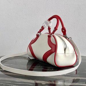 Gift Bag in pelle di vitello 27cm borsa patchwork Corssbody per le donne