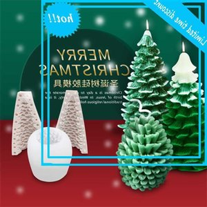 Sanxin Christmas tree silicone decoration cake mold DIY creative incense candle baking appliance