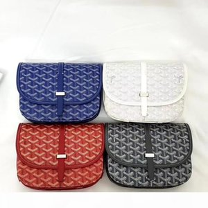العلامة التجارية الجديدة Goyarrd Goyar GY مصمم جودة عالية الكلاسيكية جلد العجل حقيبة جلدية الكتف بلفيدير مساء الصليب حقيبة الجسم