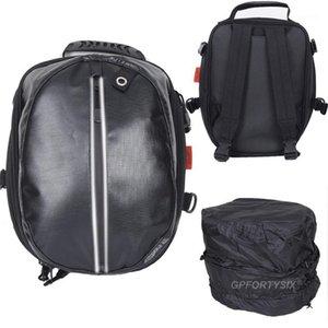 Мотоциклетные пакеты задний хвост мешок водонепроницаемый задний сидений багаж багажника / шлем езда туристическое оборудование седло / портативный / backpack1