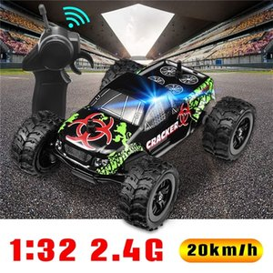 1:32 RC Car 2. Mini High Speed Radio Control Car RC Racing Car Rock Crawler Off-Road Vehicle Toys for Children LJ201210