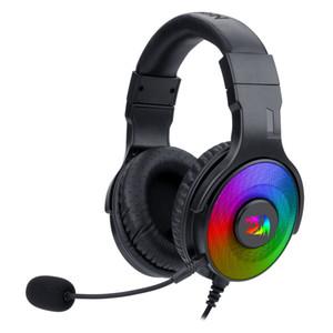 Redragon H350 Pandora RGB Wired Gaming Headset Dynamic RGB Backlight Stereo Surround-Sound Gaming Headset