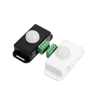 Smart PIR Infrared Sensor Automatic Adjust PIR Motion Sensor Switch Intelligence Light Switch Module for LED Strip Light Lamp