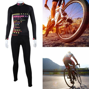 Bike Clothes Bicycle Clothes Outdoors Sports Athletic Wear Competition Clothing Woman 2 Styles Cycling Wear Fitness Road