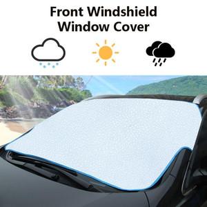 Katlanabilir Araba Isı Yalıtım Cam Sunshades UV Koruyucu Visor Kar Yabaförü Kapak Araba Kapak Otomobil Dış Aksesuarlar