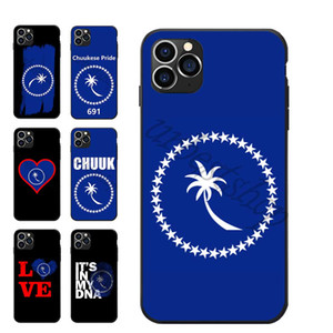 Chuuk I Love Landscape Map Heart Coat Of Arm Antique TPU Phone Cases For Samsung Galaxy A20 50 70 M20 30 S7 S8 S9 S10 LITE Edge PLUS NOTE