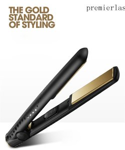 V Gold Max Hair Straightener Classic Professional styler Fast Hair Straighteners Iron Hair Styling tool premierlash