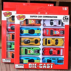 Corsa Giocattoli 10 Pull PACK lega tornare a correre Giocattoli per bambini auto Tutti i modelli push giocattolo della lega Regalo Di Auto in scatola pacchetto Bambini