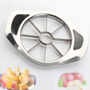 Edelstahl-Ausstecher Slicer Aktenvernichter Apple-Cutter Go Kernobstmesser Schneider Obst Splitter Fruitage Generator Messer DWE2011
