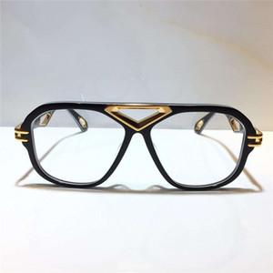 The Jack II Gold Herren Eyewear Car Populäre Optik Glas Square Frame Top Menge Outdoor UV400 Mode Sonnenbrille Mit Paket Send Box