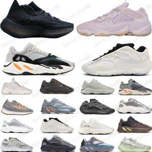 Nouvelle inertie 700 hommes Femmes Running Shoes Sneakers Nouveau Hôpital Bleu 700 V2 Magnet Tephra Meilleures chaussures de sport
