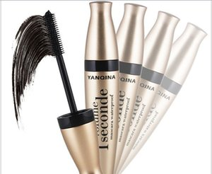 Wholesale cosmetics make-up YANQINA slender mascara bushy lengthened waterproof mascara European and American make-up spot
