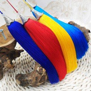 1pcs Nouveau Trésor Trésor Pagoda Cap Tassel DIY Home Rideau Textile Veille Vêtement Making Pendentifs Décoratifs Craft Tassels H WMTCTU