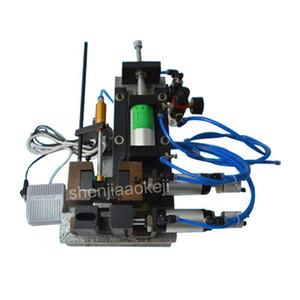 makineleri çekirdek tel soyma kapalı 220V Kablo soyma makinesi Pnömatik elektrik kablosu sıyırma makinesi tel plasitc soyma