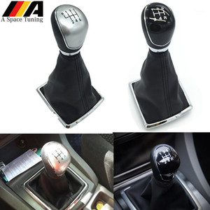 5 6 Speed Manual Gear Shift Knob Gaiter Boot Cover Case For Focus 2 2 2005-2011   C-Max 2007-2010   Fiesta Kuga 2008-20121