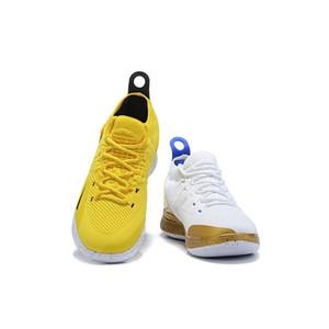 Nuovi pattini di sport KD10 KD12 KD11 Sneakers KD 11 12 10 Reale mammaria Cancro Luna Nera '90 Kid Università Rosso Kevin Durant