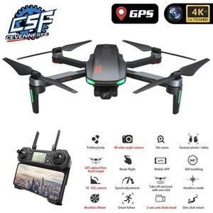 2020 Nuevo 120 grados de gran angular HD, Pixel 4K Drone GPS con cámara de 2 ejes DRON DRON Quadrocopter vs SG906 PRO FIMI ZINO1