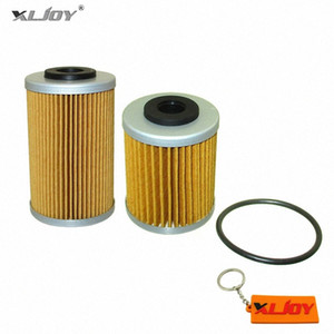 XLJOY 1º 2º Oil Filter Set Para Beta RR Enduro 250 400 450 525 540 Polaris Outlaw 450 MXR 525 IRS Long Short Filtros bdBK #