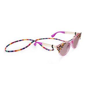Mehrfarben-Lanyard Handgemachte Anti-Rutsch-Ethnic Optional Stil Kleines tragbares bunte Gläser Seil TXTB1