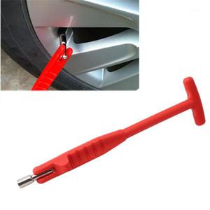 타이어 밸브 스템 풀러 튜브 금속 타이어 수리 도구 밸브 스템 코어 자동차 오토바이 제거제 배송 1
