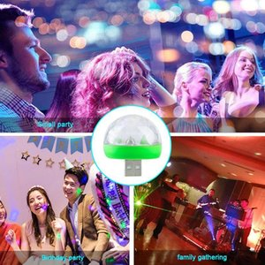 For Iphone X 7 Huawei 4w Usb Laser Light Mini Rgb Led Disco Ball Shape Stage Effect Convenient Party Type C Micro jlliui book2005
