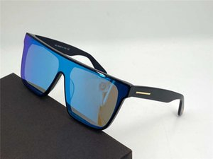 0709 Fashion Sunglasses Square Frame Trend Trend Avanguardia Stile Uomini e donne Top Quality Best-seller LITY Best-seller UV400 NOBL