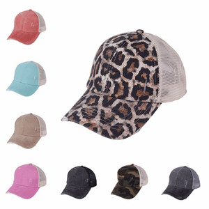Crianças Rabo Baseball Caps algodão lavado Sujo bolos Trucker Pony Cap Unisex Visor Cap Hat snapbacks Outdoor Caps Party Hats RRA3759