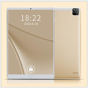 Alta Qualidade Octa Core 10 Polegada MTK6582 IPS Capacitivo Touch Screen Dual SIM 3G Tablet PC PC Android 8.0 4GB 64GB